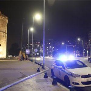 Θεσσαλονίκη:-Ένταση-στην-πλατεία-Νικόπολης-–-Παρενέβη-η-αστυνομία-σε-συνάθροιση-ατόμων